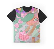 Tangy's Garden {Animal Crossing} Graphic T-Shirt