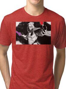 Darth Revan Bordered Tri-blend T-Shirt