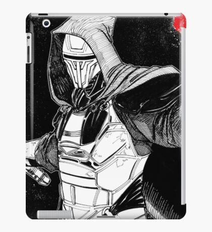 Darth Revan Bordered iPad Case/Skin