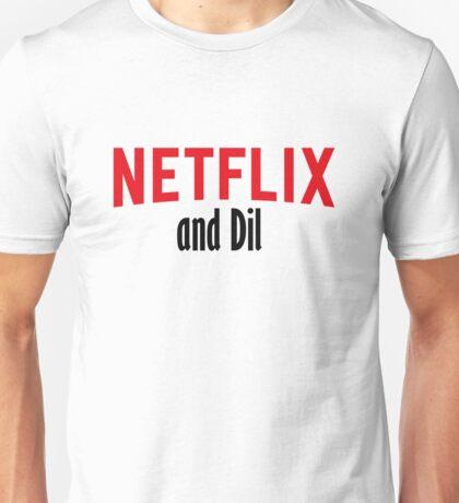 Netflix and Dil Unisex T-Shirt
