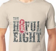 the hateful eight movie Unisex T-Shirt