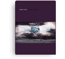 Modest Mouse - The Moon and Antarctica Canvas Print