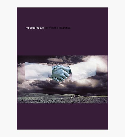 Modest Mouse - The Moon and Antarctica Photographic Print