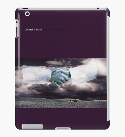 Modest Mouse - The Moon and Antarctica iPad Case/Skin
