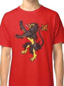 Pokemon / Game of Thrones: Luxray / Lannister Classic T-Shirt