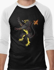 Pokemon / Game of Thrones: Luxray / Lannister Men's Baseball ¾ T-Shirt