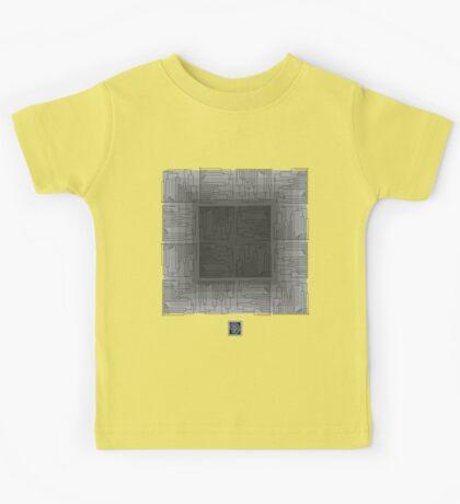 """Community Structure Algorithm Dendrogram""© Kids Tee"