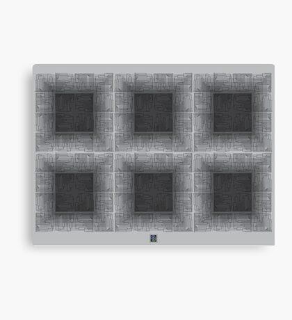 """""""Community Structure Algorithm Dendrogram""""© Canvas Print"""
