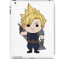 Cloud Strife Chibi iPad Case/Skin