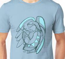 Guardian angel illustration Unisex T-Shirt