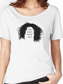 You don't know Jack Women's Relaxed Fit T-Shirt