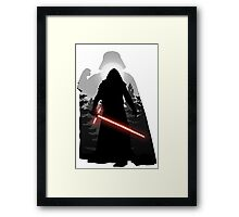 The Sins Of Our Fathers  Framed Print