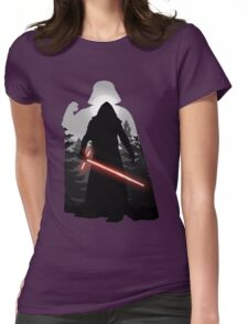 The Sins Of Our Fathers  Womens Fitted T-Shirt