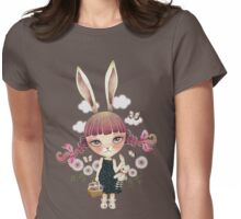 Sugar Bunny Womens Fitted T-Shirt
