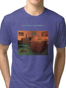 Warp - Artificial Intelligence Tri-blend T-Shirt