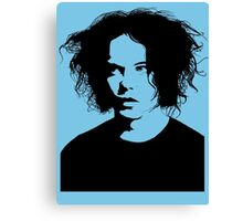 Jack White Canvas Print