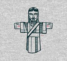 Jesus Christ Open arms illustration Unisex T-Shirt