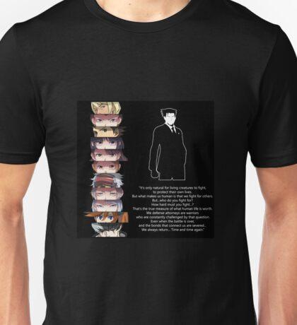 We always return Unisex T-Shirt