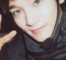Chen from EXO Sticker