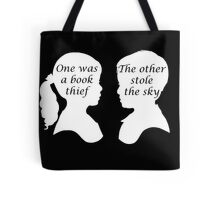 The Book Thief -- Liesel and Rudy Tote Bag