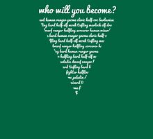 __dungeons and dragons who will you become? Unisex T-Shirt
