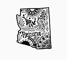 Arizona Zentangle Unisex T-Shirt