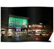 Hoyts Cinema Complex, Wells Street, Frankston, Victoria Poster