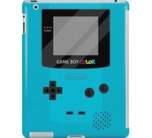 Gameboy Color - Teal iPad Case/Skin