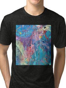 Aqua Dreams Tri-blend T-Shirt