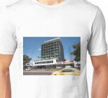 Quest Apartments, Nepean Highway, Frankston, Victoria, 3199 Unisex T-Shirt