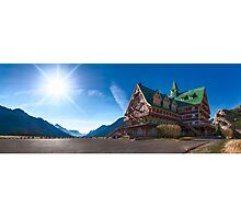 Prince of Wales Hotel Photographic Print