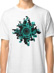 Zelda Green Twilight Portal Classic T-Shirt