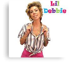 Lil Debbie Canvas Print