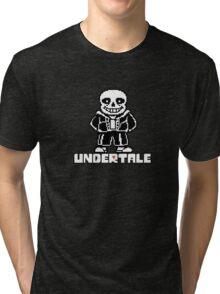❤ ♥ Undertale Sans ♥ ❤ Tri-blend T-Shirt