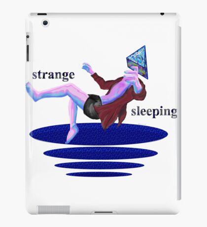 Strange Sleeping iPad Case/Skin