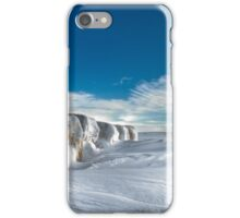 Catching The Drift iPhone Case/Skin