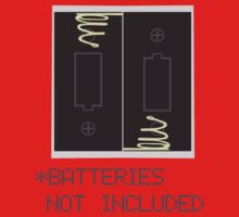 Miscellaneous - batteries not included One Piece - Short Sleeve