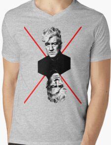 David Lynch Mens V-Neck T-Shirt