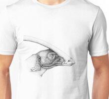 Hadrosaurs: Duck-Billed Dinosaur Unisex T-Shirt
