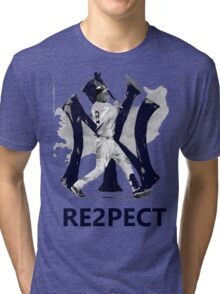 RE2PECT Tri-blend T-Shirt