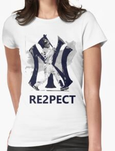 RE2PECT Womens Fitted T-Shirt