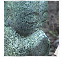 Zen Natural Paving Stones Poster