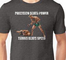 Conor McGregor Knocks Out Jose Aldo Unisex T-Shirt