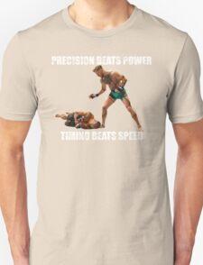 Conor McGregor Knocks Out Jose Aldo T-Shirt
