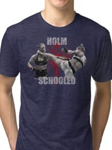 Ronda Rousey Holm Schooled Tri-blend T-Shirt