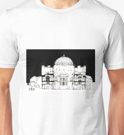 Hagia Sophia - Isidore of Miletus Unisex T-Shirt
