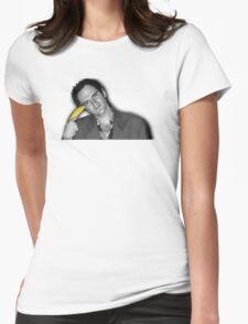 Quentin Tarantino Womens Fitted T-Shirt