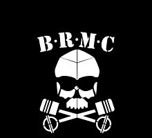 Brmc Skull rock by savanastore1