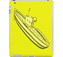 A Yellow Submarine design iPad Case/Skin