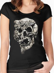 The Elephant Man Women's Fitted Scoop T-Shirt
